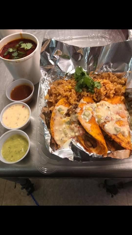 Calvario tacos
